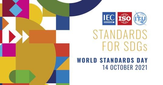 World Standards Day October 14, 2021